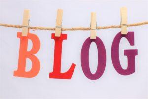 初心者にとってブログとは何か?のイメージ図