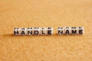 ブログで稼げるハンドルネームの法則