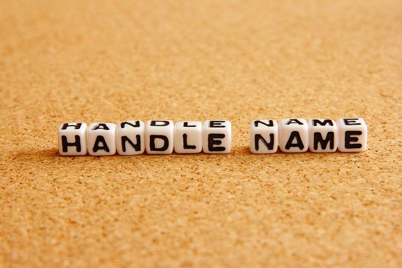 稼ぐブログにはハンドルネームの決め方に法則があった!?